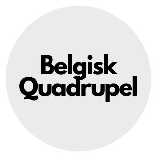 Belgisk Quadrupel