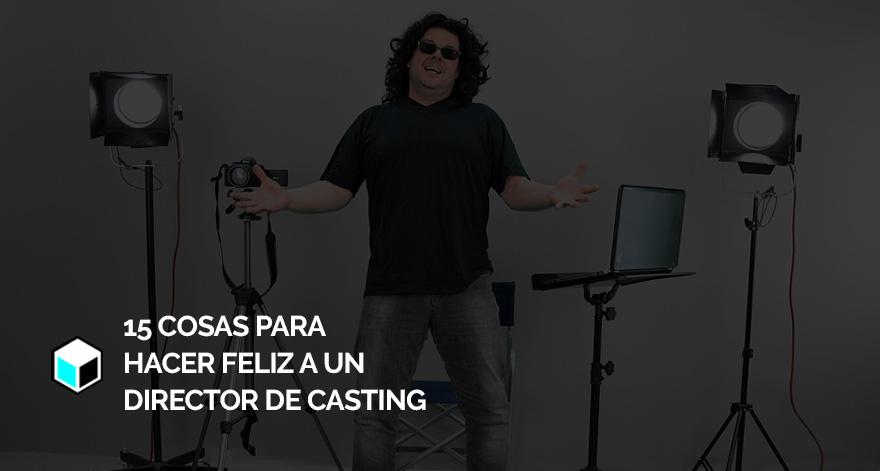 director de casting