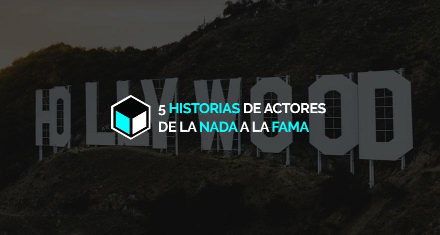 historias actores