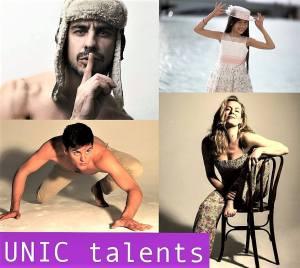 unic talents agency