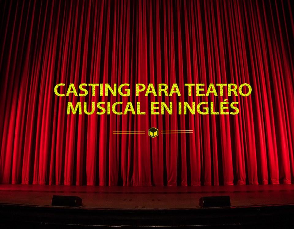 musical teatro