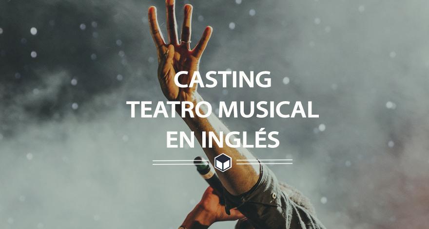 teatro ingles musical