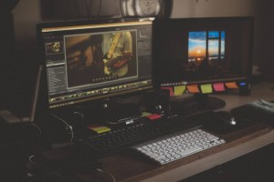 video editing equipment
