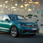 2021 Volkswagen Tiguan Debuts Vicarious Magazine