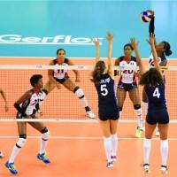 Voleibol la 1ª Federación de RD que presenta protocolo para reiniciar actividades