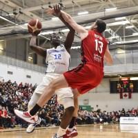 Dominicana cae ante Canadá en primer partido del FIBA AmeriCup