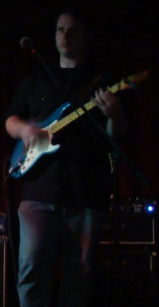 Vic with Vinetto DC57 at Oscar Blues