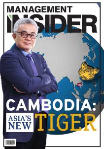 Management Insider, WEF Special Issue, Magazine Cover Version 2