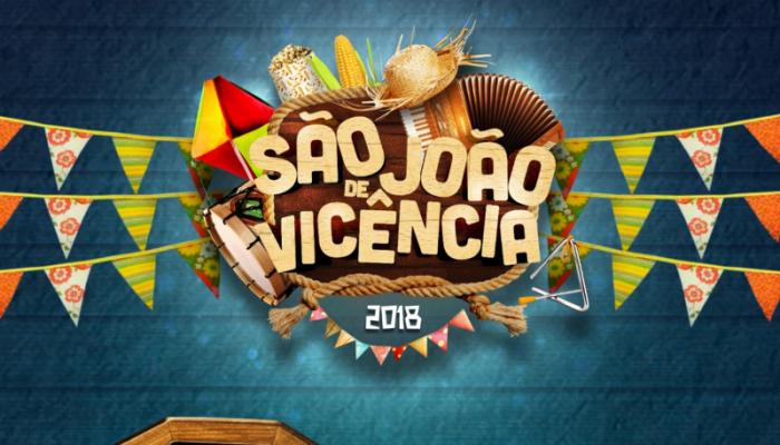 Prefeitura de Vicência divulga programação do São João 2018