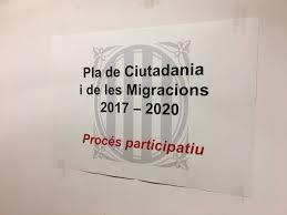 Pla de Ciutadania i de les Migracions