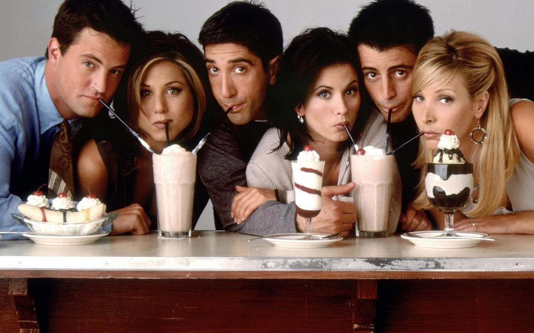 Mis series favoritas (comedias)