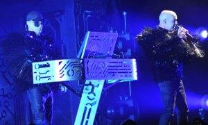 Pet Shop Boys Perform In London