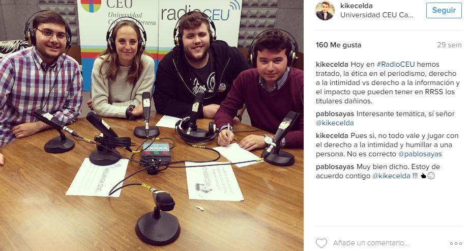 Carta abierta a los estudiantes de periodismo en Valencia (y también del resto de España)