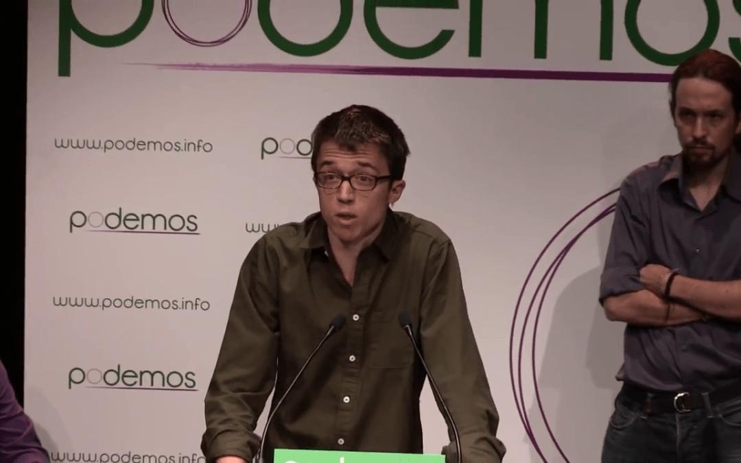 El plan de Podemos para llegar a la Moncloa