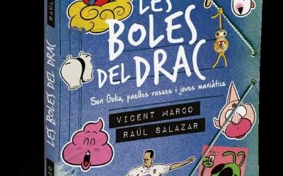 «Les boles del drac» el llibre de la #GeneracióSonGoku