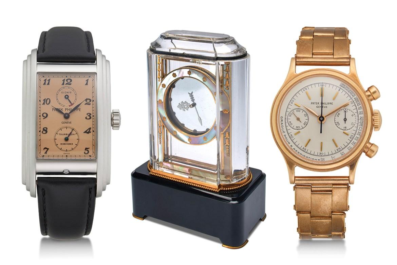 Vintage watches capture the spirit of New York