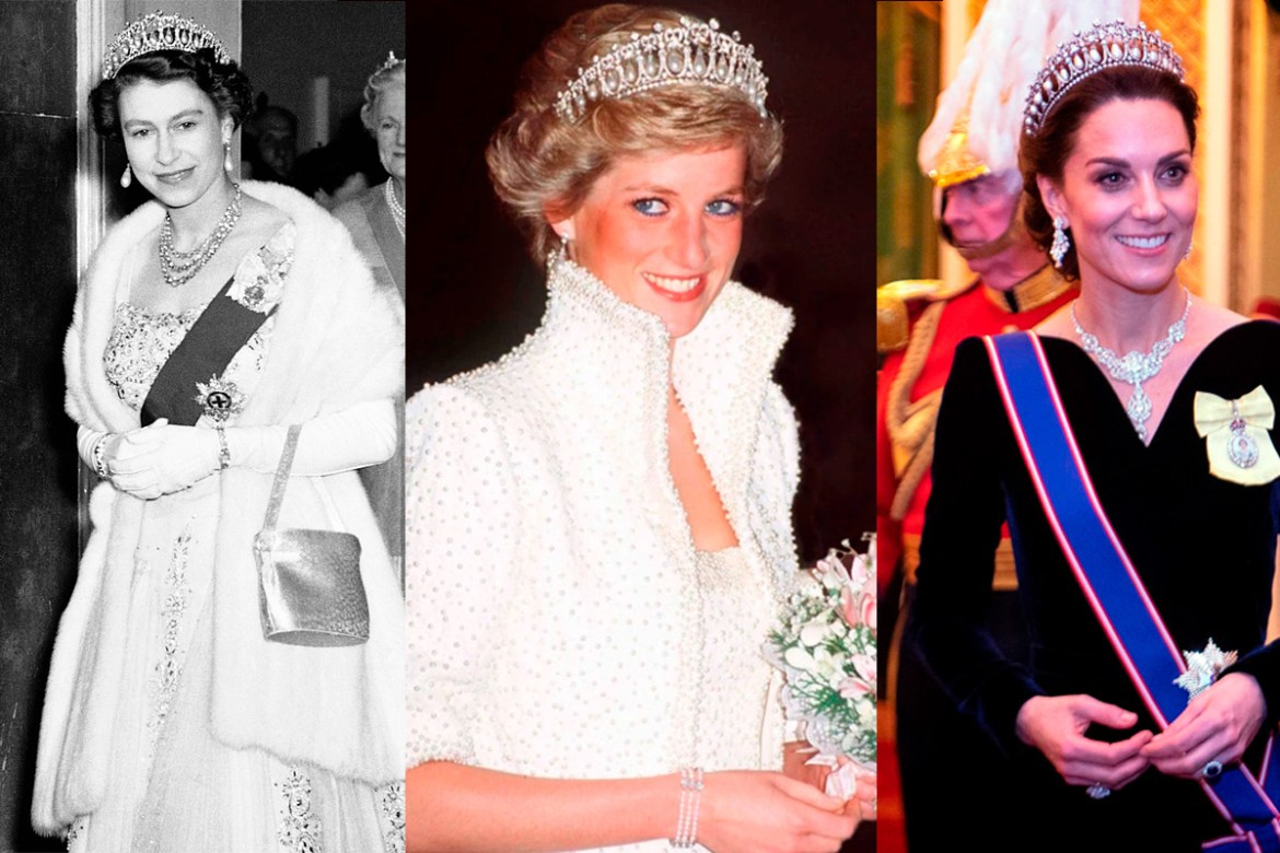 Lover's Knot: the iconic royal tiara