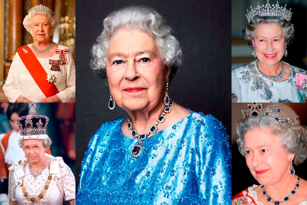 Sapphires and history: the new jewels of The Queen