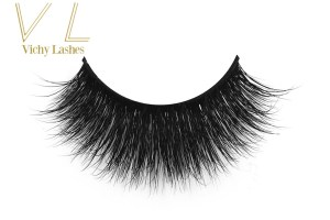 mink lashes own brand private label mink eyelashes round eyelashes box