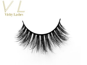 best quality handmade mink eyelashes with private label packaging