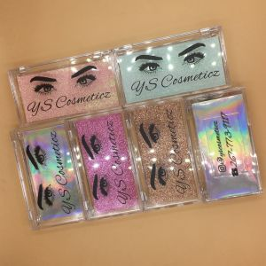 Custom Acrylic Clear Eyelash Case