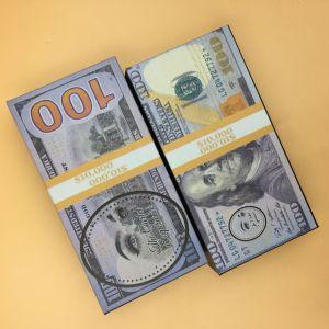 Custom Money Eyelash Packaging