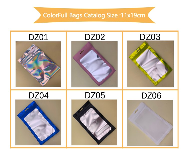 Eyelash Packaging Bag