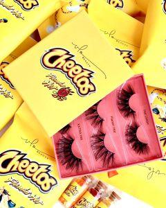 Eyelash Vendors Custom Lash Book