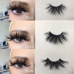 Wholese Luxury Mink Lashes