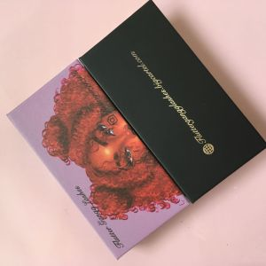 Custom Bratz Doll Eyelash Packaging Box