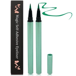 Green Color Eyeliner Glue Pen