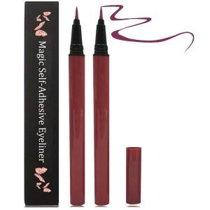 Reddish Brown Eyeliner Glue Pen