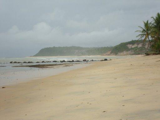 Praia do Espelho. Foto: Marcelle Ribeiro.