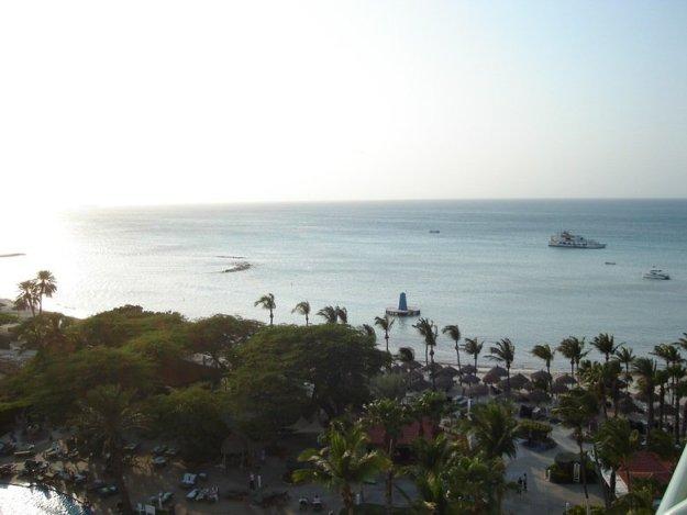 o que fazer em aruba vista palm beach