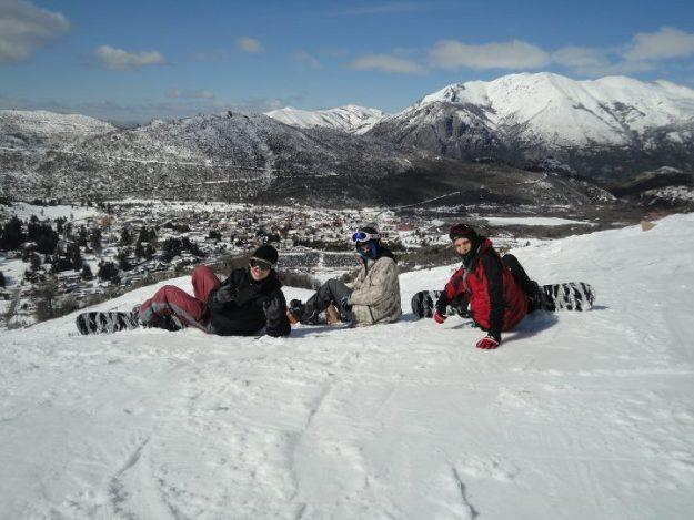 o que fazer em Bariloche snowboard