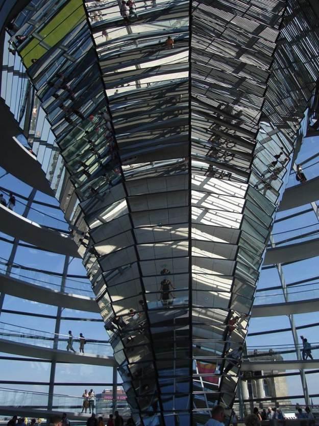 cúpula parlamento berlim