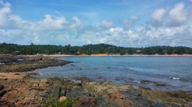 o que fazer em itacare praia concha