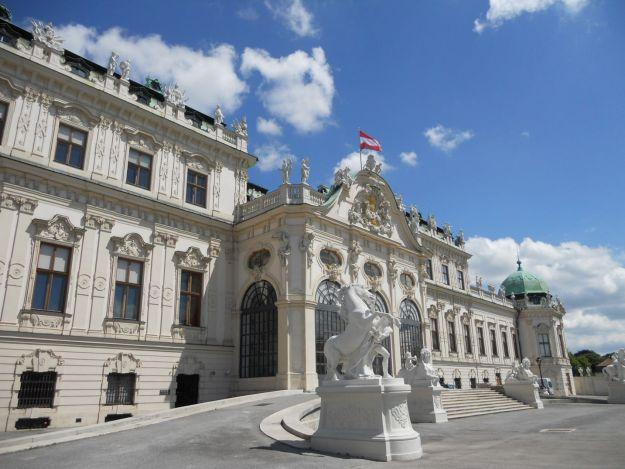 viena palacio belvedere