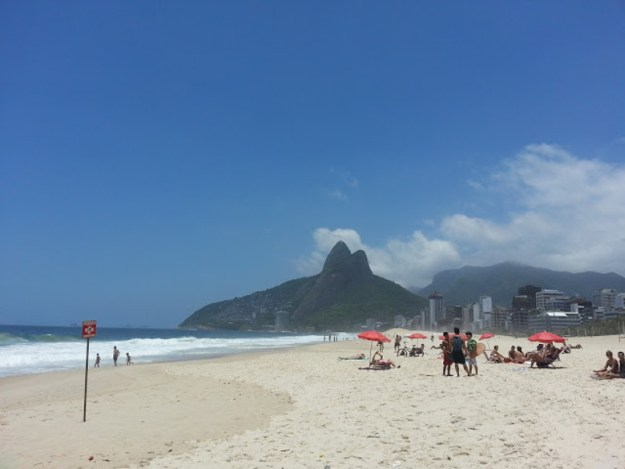 praias do rio de janeiro ipanema posto 10
