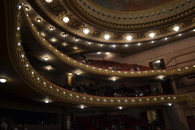 Teatro Municipal do Rio. Foto: Gustavo Calil