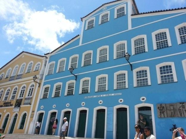 centro historico de salvador casa jorge amado
