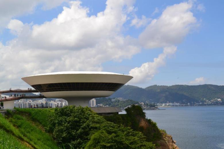 Museu de Arte Contemporânea. Foto: Gustavo Calil