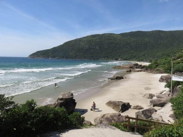 melhores praias de florianopolis matadeiro