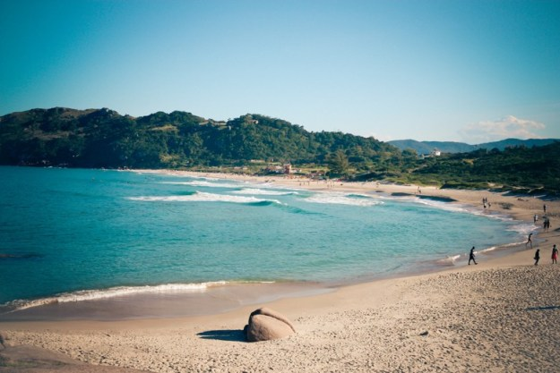 melhores praias de florianopolis praia mole