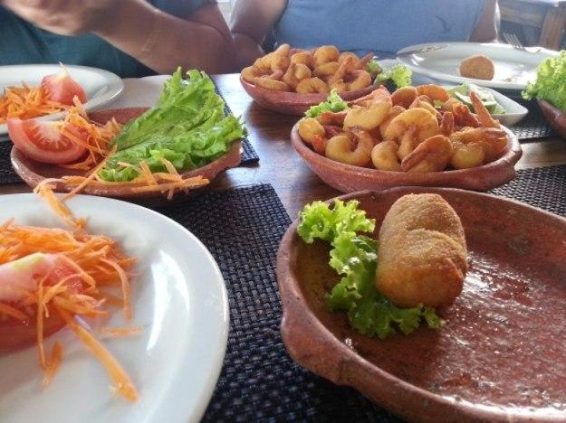 onde comer em florianopolis sequencia camarao