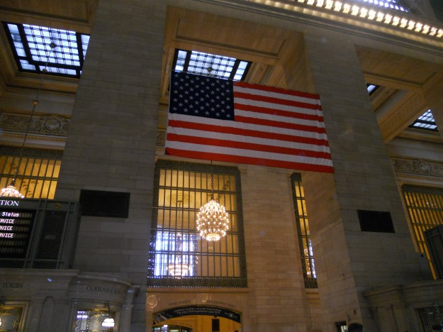Grand Central Station. Foto: Marcelle Ribeiro