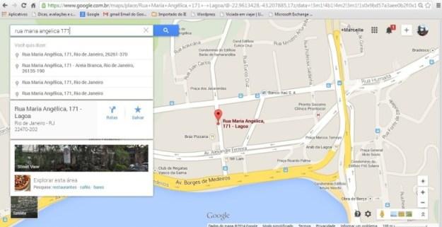 como andar de ônibus em SP busca pelo google