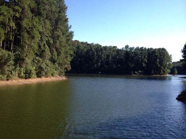 parque da cantareira trilhas represa sp