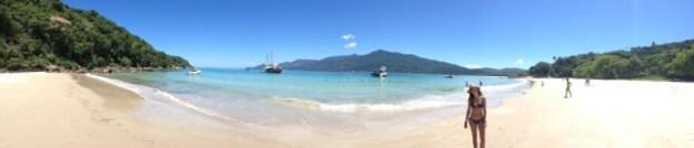 passeios de barco em ilha grande panoramica