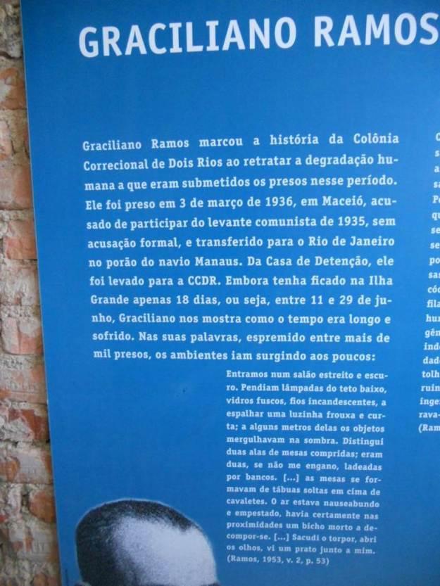 passeios de barco em ilha grande museu carcere